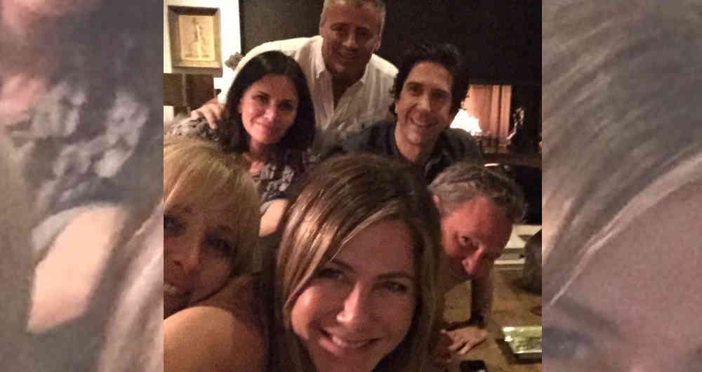 FRIENDS: Jennifer Aniston asegura que 'es posible' que haya una reunión