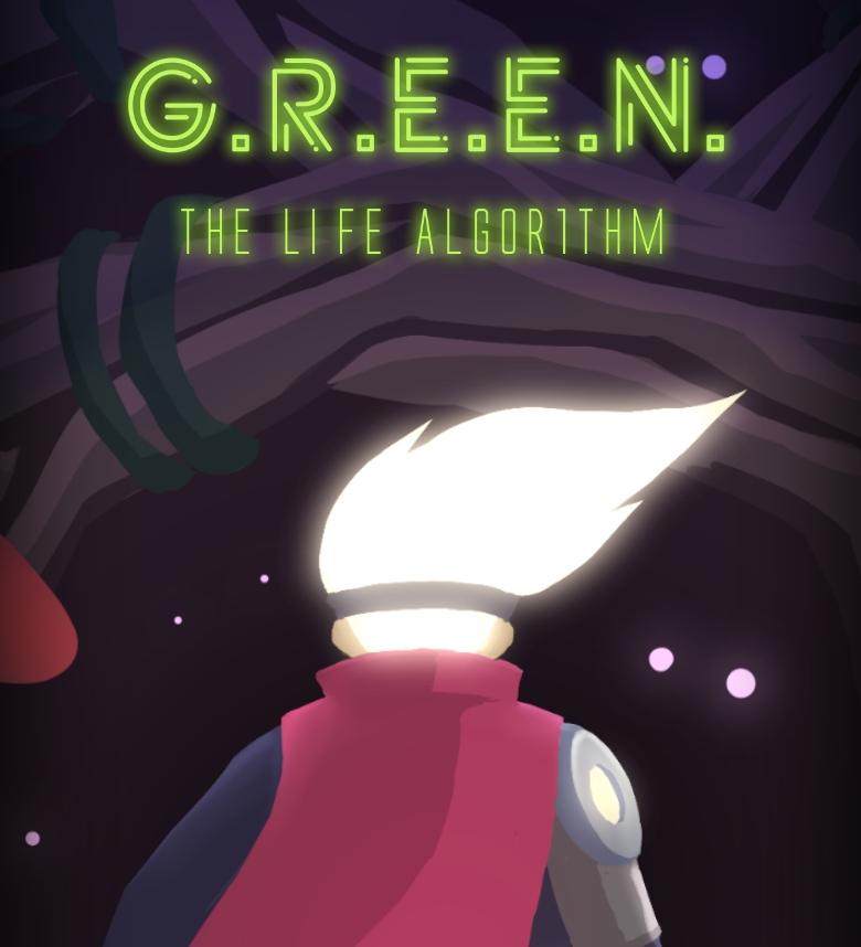 G.R.E.E.N. The Life Alg0r1thm, el juego mexicano que la romperá en PS4 y XboxOne
