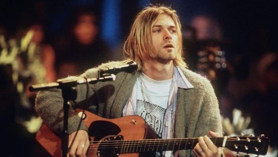 Este suéter de Kurt Cobain se vendió por 334 mil dólares