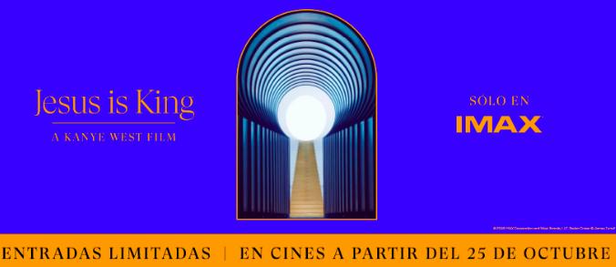 ¿De qué trata el cortometraje de Kanye West Jesus is King que llegará a salas mexicanas?