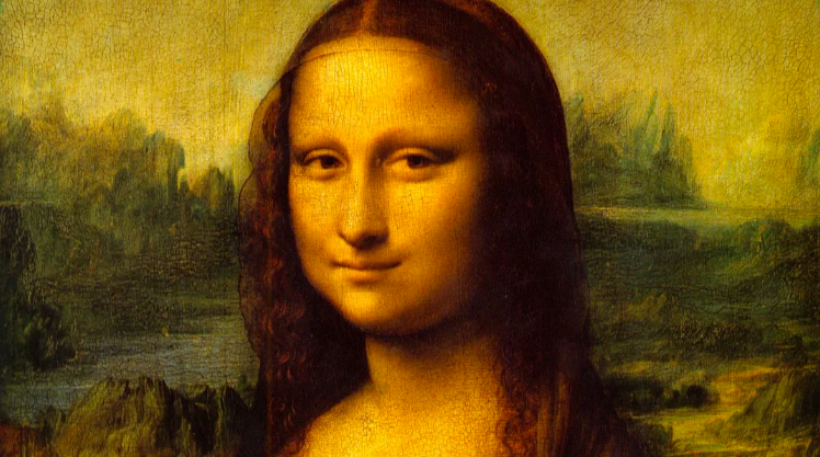 SNOB MUCH?: La Mona Lisa