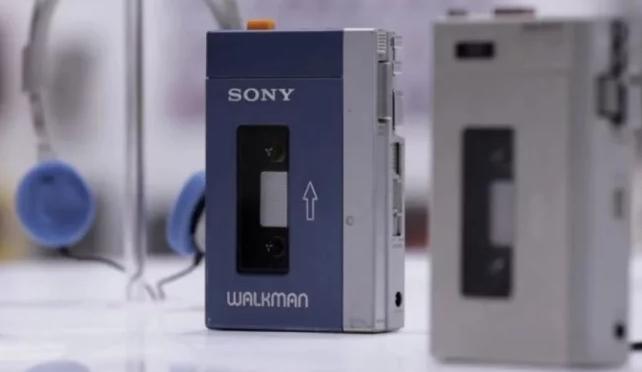 Lanzan nuevo walkman por 40 aniversario