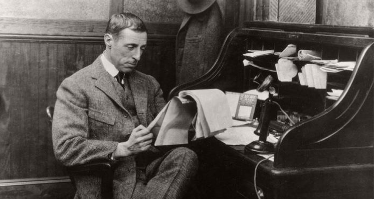 FIRST CLASS: D.W. Griffith