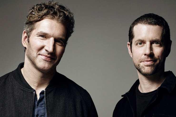 David Benioff y D.B. Weiss salen del universo Star Wars