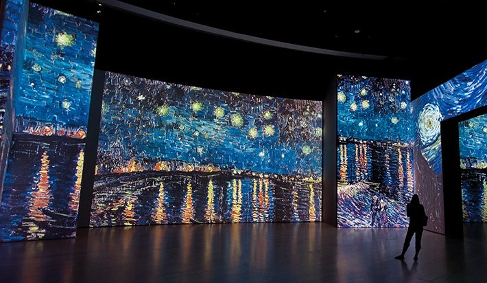 Van Gogh Alive llegará a la Ciudad de México