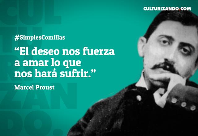LIBROS Y AUTORES: ¿Quién es Marcel Proust?