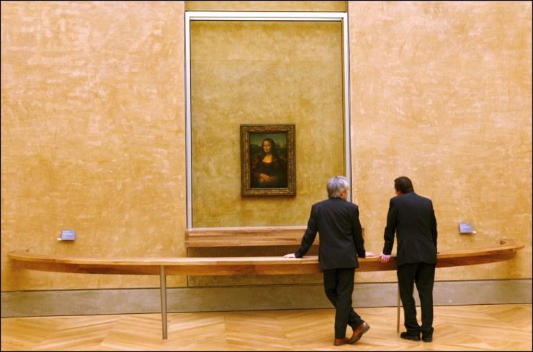 SNOB MUCH?: La Mona Lisa