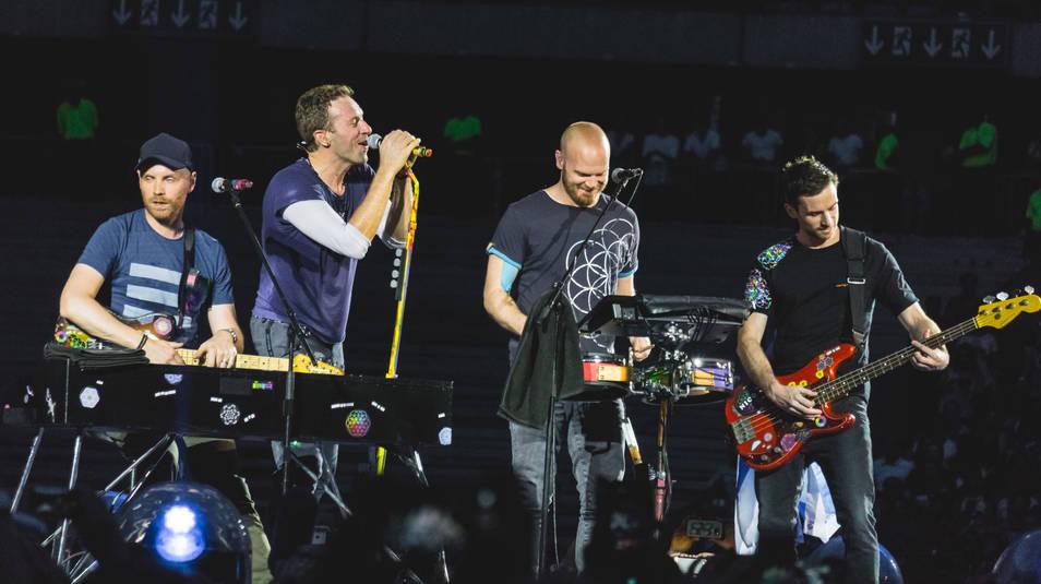 Everyday Life de Coldplay ya está a la venta
