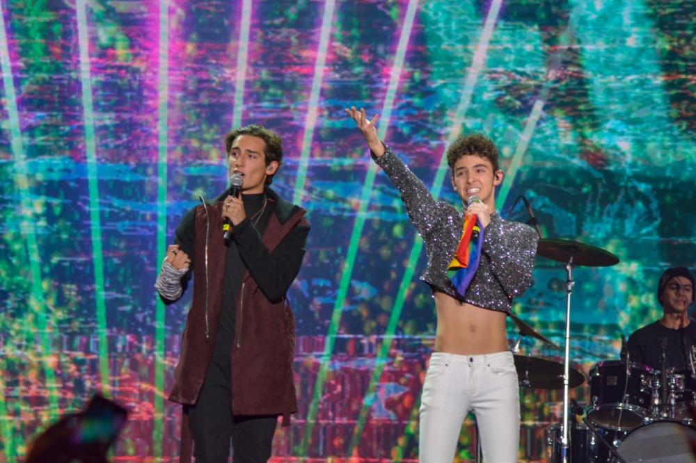 Emilio Osorio y Joaquín Bondoni. Foto: Jaime Nogales