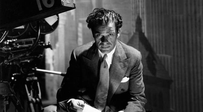 FIRST CLASS: Frank Capra