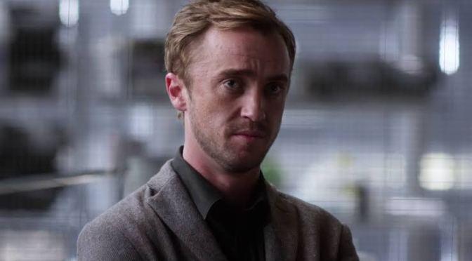 Tom Felton regresaría a cinta como Draco Malfoy
