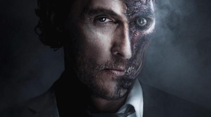 Matthew McConaughey se integraría a Batman como Dos Caras