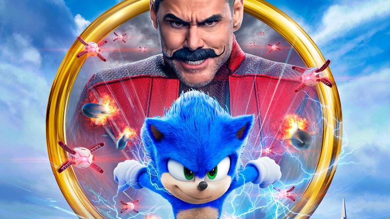 Ve el nuevo tráiler de Sonic