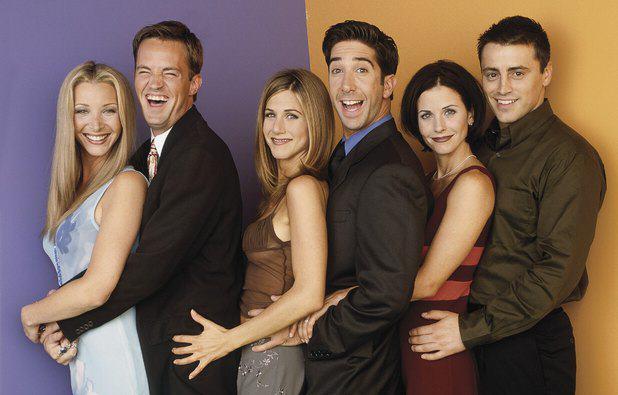 Elenco de Friends en negociaciones para especial en HBO Max