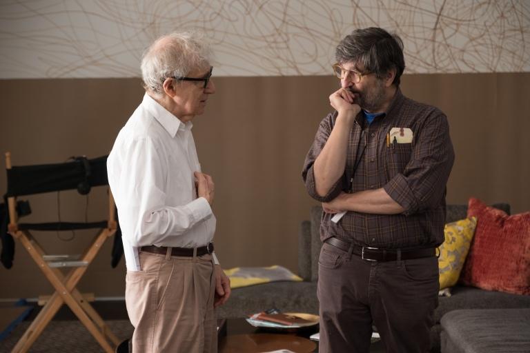 ENTREVISTA: Woody Allen sobre Un Día Lluvioso en Nueva York