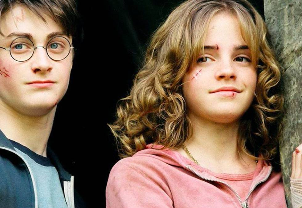 Elenco de Harry Potter se reúne por Navidad