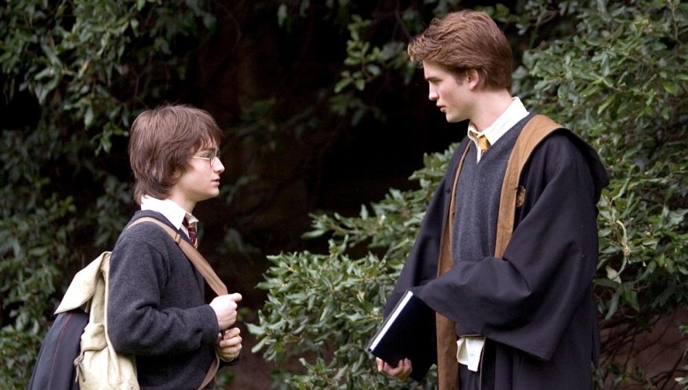 Robert Pattinson regresa a estudio de Harry Potter por The Batman