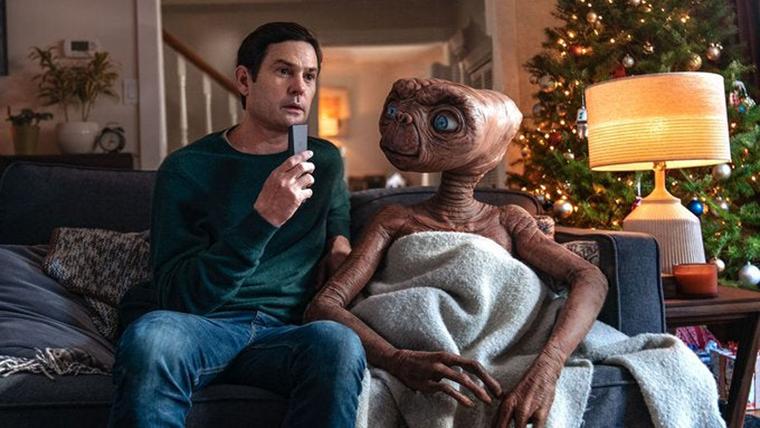 ¿Cómo fue que se hizo el comercial de la reunión de E.T. de la que todos hablan?
