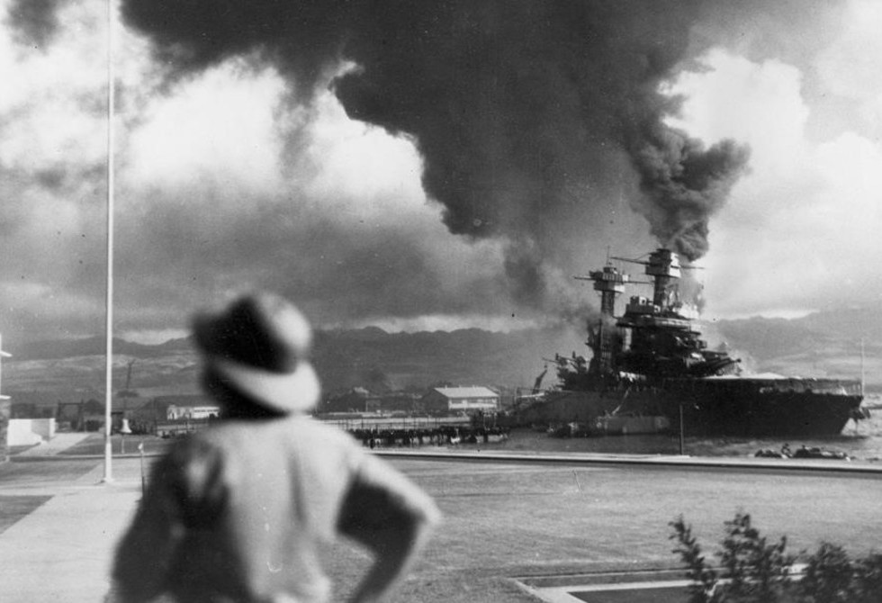 La historia del ataque a Pearl Harbor