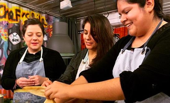 Esquire entrevista a la chef de la Reina de Inglaterra y es de Master Chef México