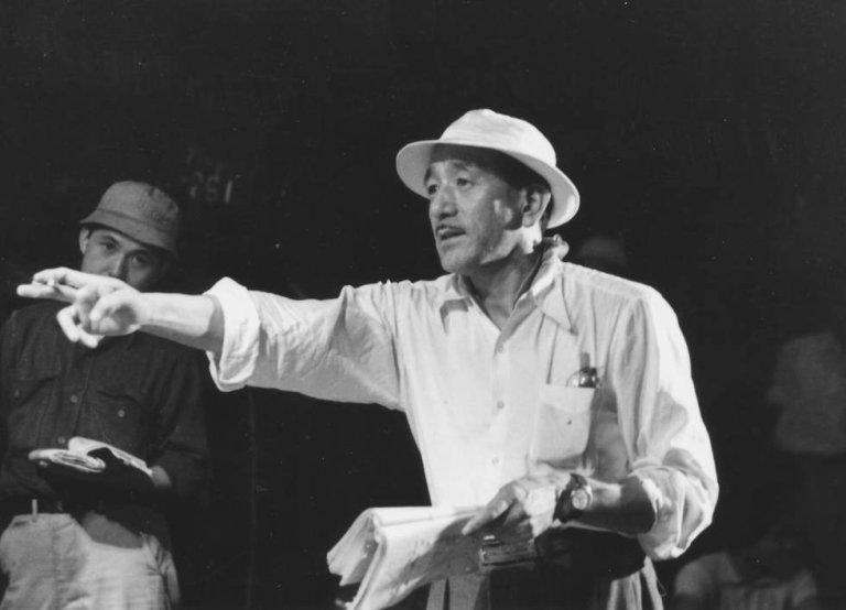 Irónicamente Yasujirô Ozu muere el día de su cumpleaños número 60