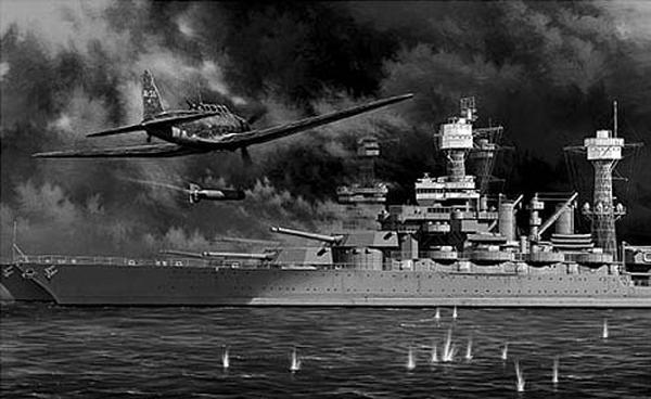 Fueron 353 aeronaves niponas las que atacaron a Pearl Harbor