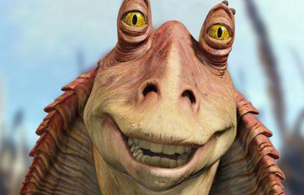 Actor de Jar Jar Binks se alejó por bullying a su personaje de Star Wars