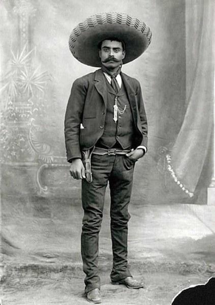 Emiliano Zapata y su relación con el LGBT