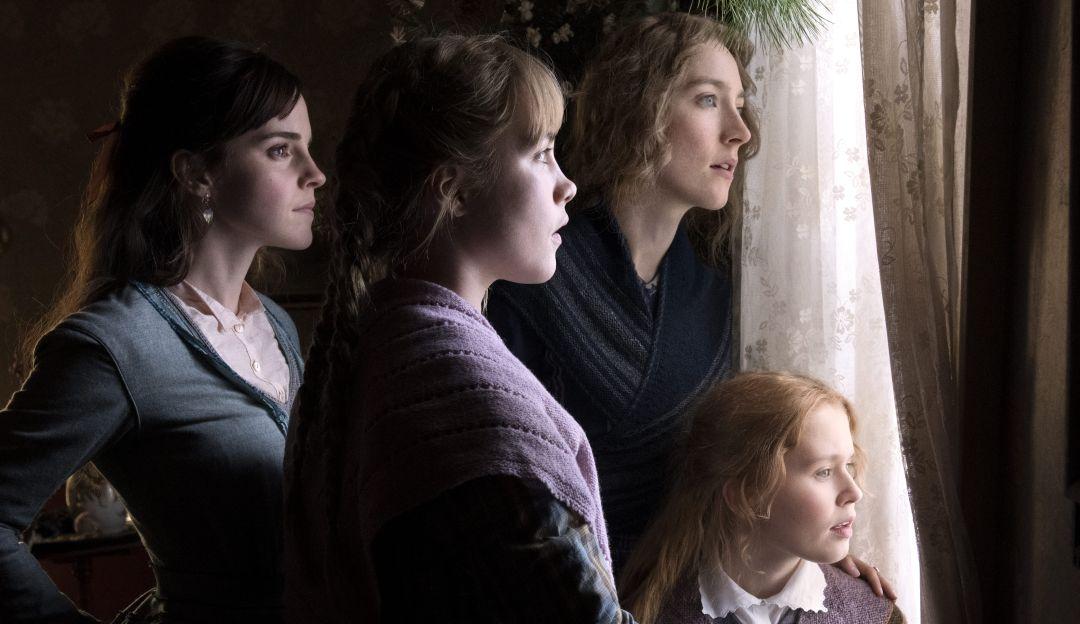 Este fin de semana se estrenó la cinta de Greta Gerwig, Mujercitas