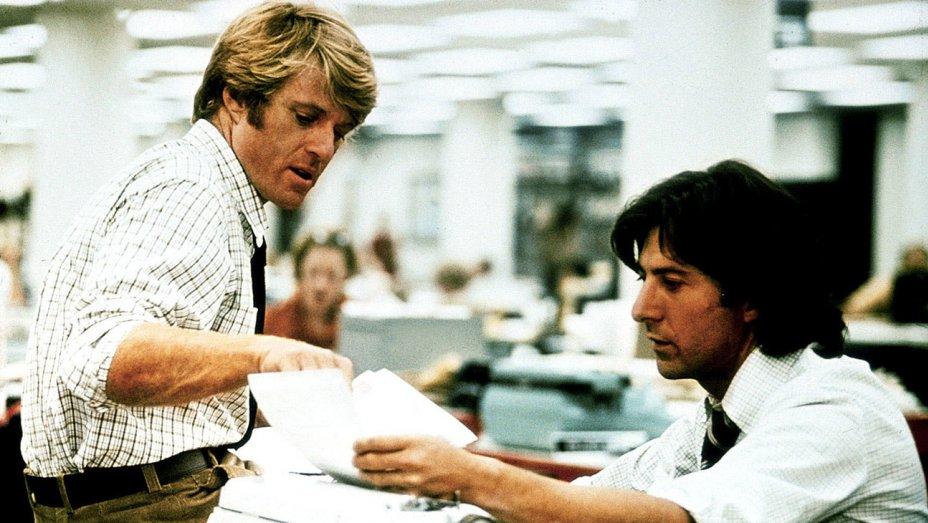 ALL THE MOVIES IN THE WORLD: All The President's Men