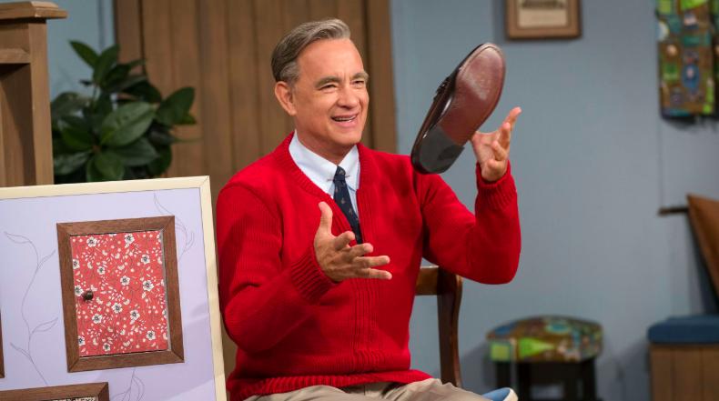 Tom Hanks protagoniza Un Buen Día En El Vecindario