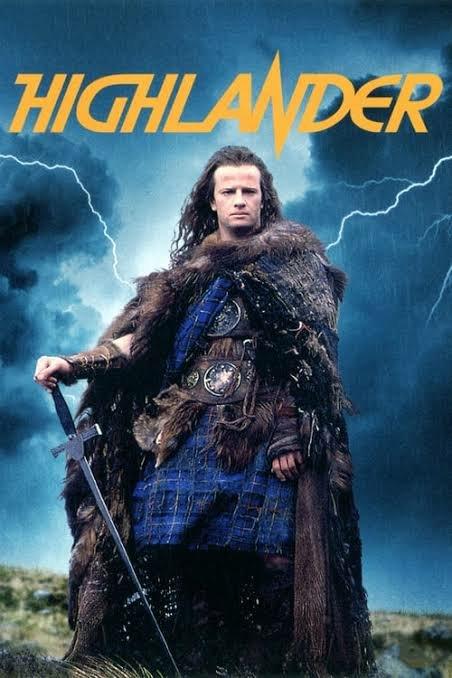 Highlander, El Inmortal: Duelos de espadas entre humanos inmortales