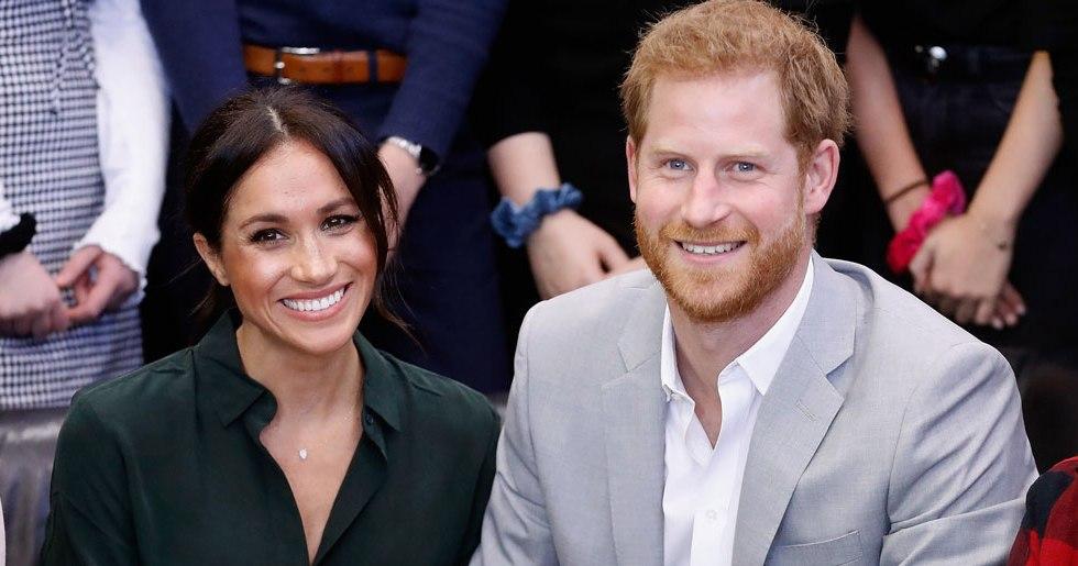 Príncipe Harry cerró trato del nuevo trabajo de #MeghanMarkle con Disney