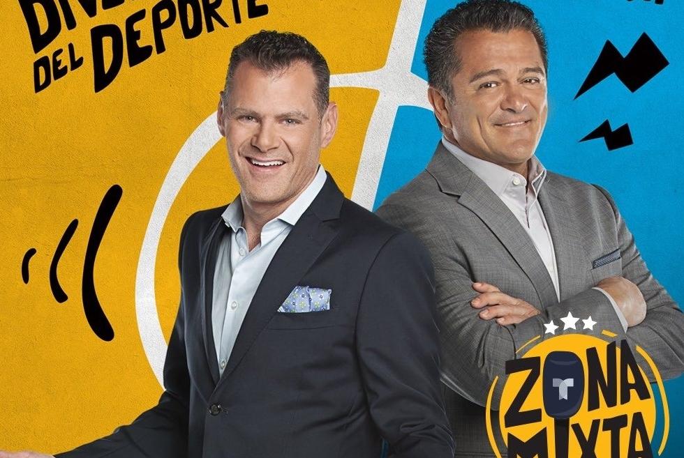 ENTREVISTA: Carlos Hermosillo y Miguel Gurwitz sobre Zona Mixta TyM