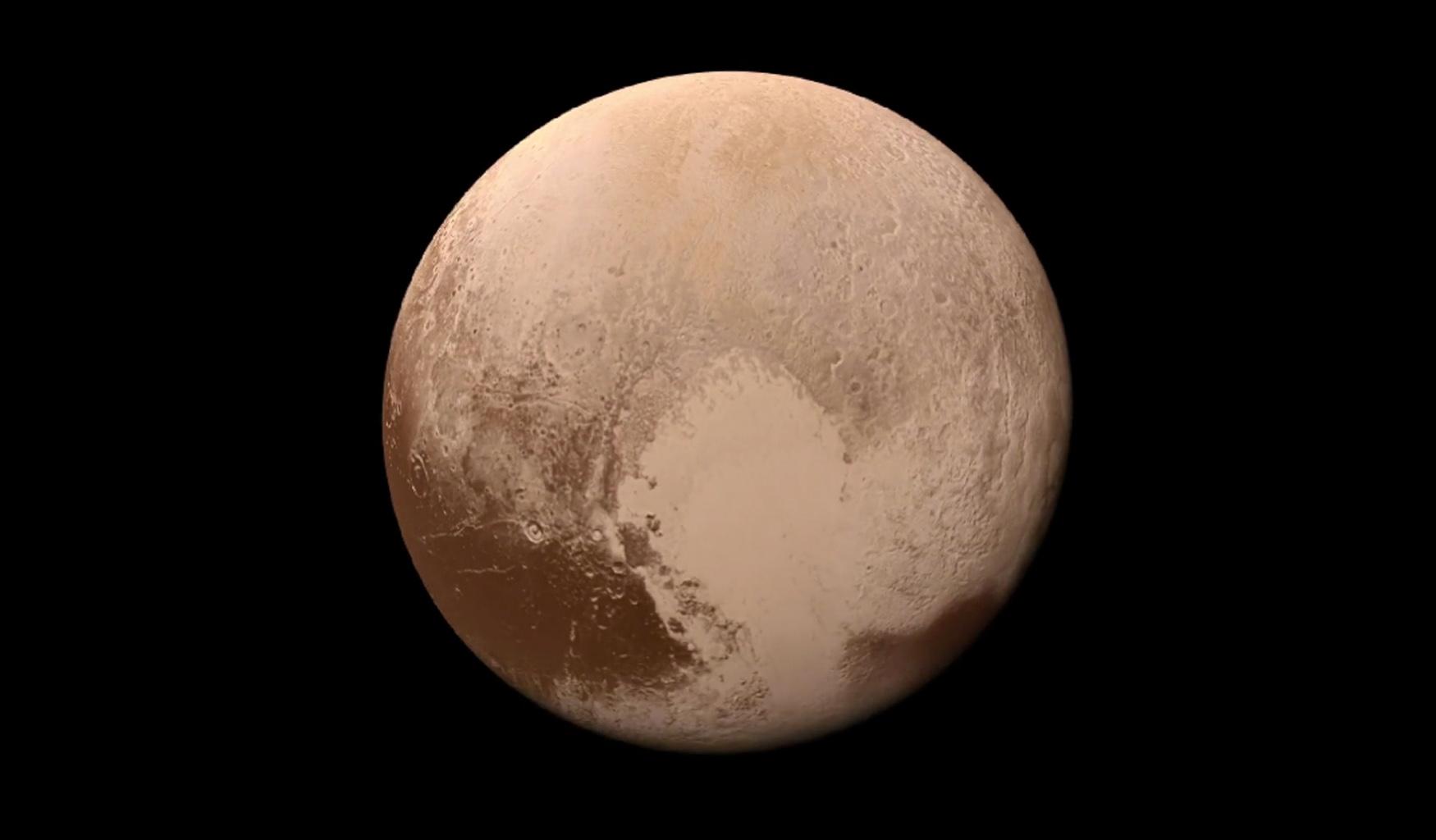 Feliz cumpleaños, Plutón