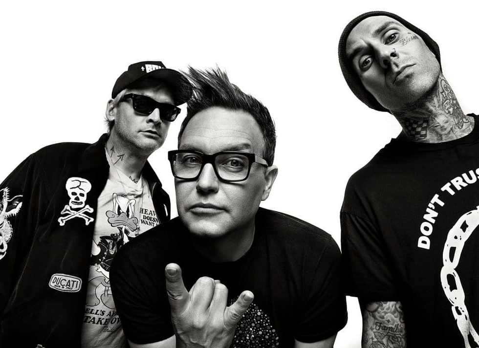 Blink 182 vendrá a México y ya estamos rompiendo el cochinito