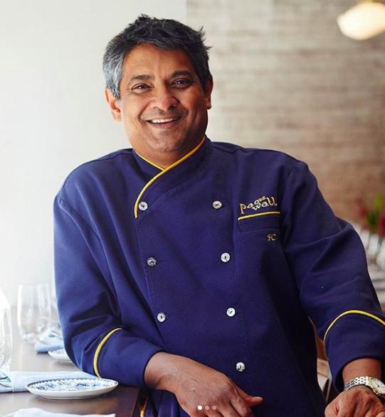 En 2011, el chef se alzó en primer lugar en el programa de concursos Top Chef Masters de la compañía Bravo.
