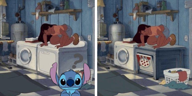 Así se ve la nueva escena de Lilo & Stitch