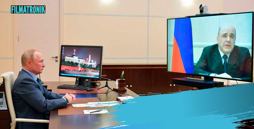 El Primer Ministro ruso que dio positivo a COVID-19 no es Putin