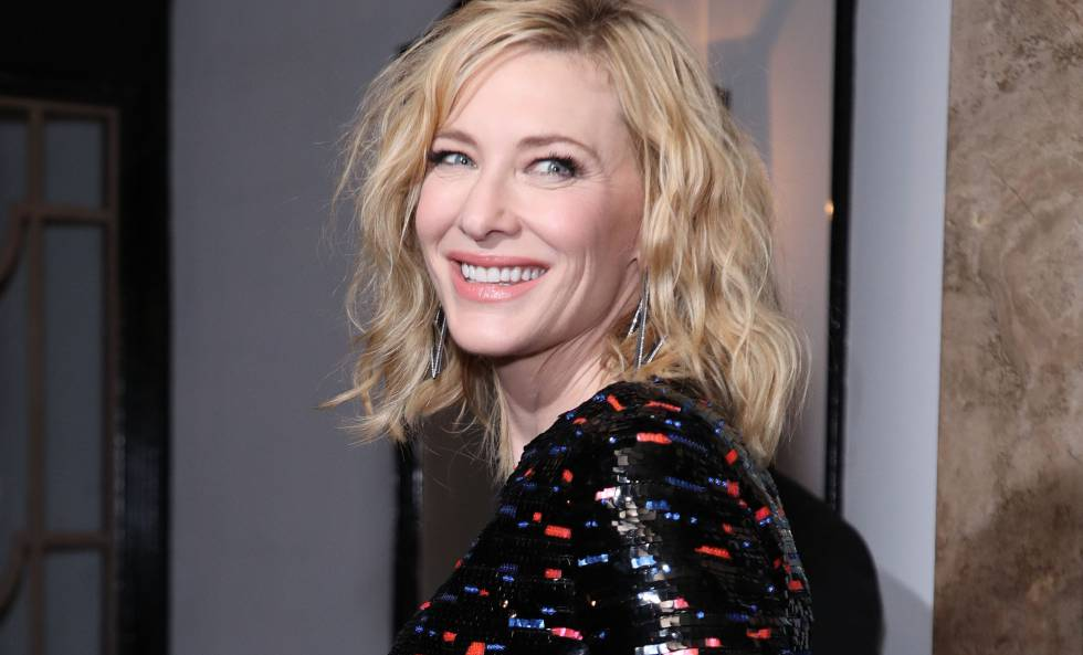 Cate Blanchett sufre accidente con motosierra en su casa