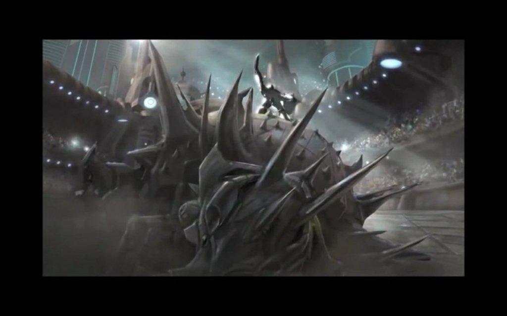 Megatronus el gladiador