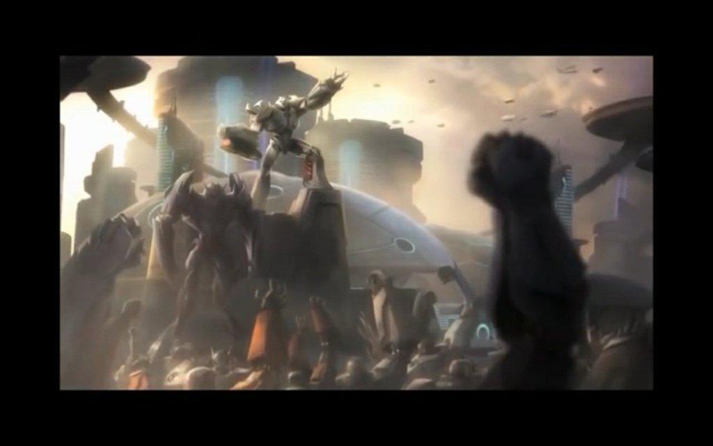 Megatronus el revolucionario